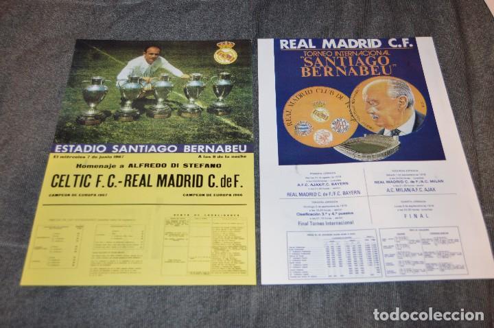 Coleccionismo deportivo: LOS MEJORES CARTELES DE LA HISTORIA DEL REAL MADRID AS - DIARIO AS - PRODUCTO OFICIAL - HAZ OFERTA - Foto 9 - 113205919