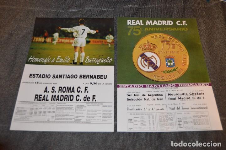 Coleccionismo deportivo: LOS MEJORES CARTELES DE LA HISTORIA DEL REAL MADRID AS - DIARIO AS - PRODUCTO OFICIAL - HAZ OFERTA - Foto 10 - 113205919