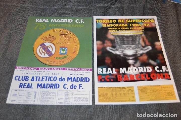 Coleccionismo deportivo: LOS MEJORES CARTELES DE LA HISTORIA DEL REAL MADRID AS - DIARIO AS - PRODUCTO OFICIAL - HAZ OFERTA - Foto 11 - 113205919