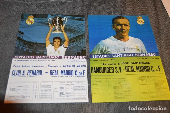 Coleccionismo deportivo: LOS MEJORES CARTELES DE LA HISTORIA DEL REAL MADRID AS - DIARIO AS - PRODUCTO OFICIAL - HAZ OFERTA - Foto 12 - 113205919