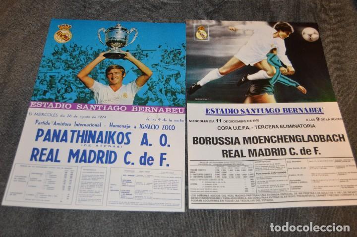 Coleccionismo deportivo: LOS MEJORES CARTELES DE LA HISTORIA DEL REAL MADRID AS - DIARIO AS - PRODUCTO OFICIAL - HAZ OFERTA - Foto 13 - 113205919