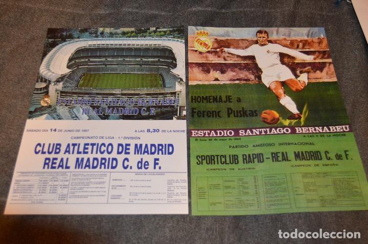 Coleccionismo deportivo: LOS MEJORES CARTELES DE LA HISTORIA DEL REAL MADRID AS - DIARIO AS - PRODUCTO OFICIAL - HAZ OFERTA - Foto 14 - 113205919