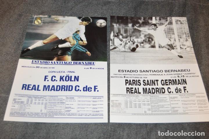 Coleccionismo deportivo: LOS MEJORES CARTELES DE LA HISTORIA DEL REAL MADRID AS - DIARIO AS - PRODUCTO OFICIAL - HAZ OFERTA - Foto 16 - 113205919