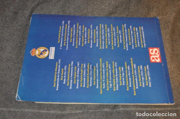 Coleccionismo deportivo: LOS MEJORES CARTELES DE LA HISTORIA DEL REAL MADRID AS - DIARIO AS - PRODUCTO OFICIAL - HAZ OFERTA - Foto 18 - 113205919