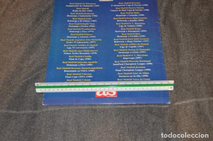 Coleccionismo deportivo: LOS MEJORES CARTELES DE LA HISTORIA DEL REAL MADRID AS - DIARIO AS - PRODUCTO OFICIAL - HAZ OFERTA - Foto 20 - 113205919