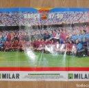 Coleccionismo deportivo: POSTER LIGA 97/98 - F.C. BARCELONA - BARÇA. 1997-1998. - DIARIO SPORT. TDKP1. Lote 113898287
