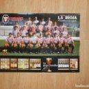 Coleccionismo deportivo: POSTER CARTEL CLUB DEPORTIVO LOGROÑES. TEMPORADA 93-94. 1993/1994. TDKP1. Lote 113900311