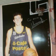 Coleccionismo deportivo: POSTER ALBERTO HERREROS ESTUDIANTES CAMPAÑA VIDA SANA . Lote 120024267