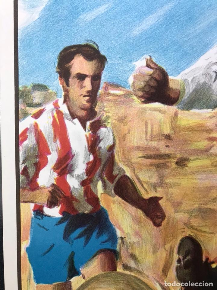 Coleccionismo deportivo: AÑO 1985 - CARTEL COPA DE LA UEFA, CUARTOS DE FINAL, PARTIDO VUELTA - REAL MADRID-TOTTENHAM HOTSPUR - Foto 7 - 164685840