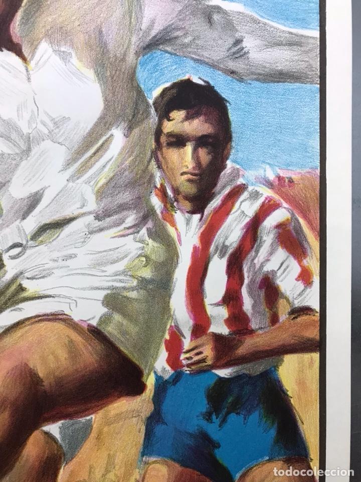 Coleccionismo deportivo: AÑO 1985 - CARTEL COPA DE LA UEFA, CUARTOS DE FINAL, PARTIDO VUELTA - REAL MADRID-TOTTENHAM HOTSPUR - Foto 8 - 164685840