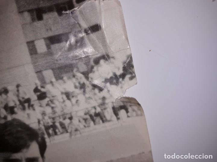 Coleccionismo deportivo: ANTIGUO CARTEL DE FUTBOL 2ª DIVISION B GRUPO 1 RSD ALCALA US CELTA DE VIGO AÑO 1981 ESTADIO VAL - Foto 10 - 130816844