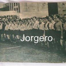 Coleccionismo deportivo: ATH. BILBAO. CAMPEÓN DE LIGA 1942-1943. RECORTE. Lote 136278454