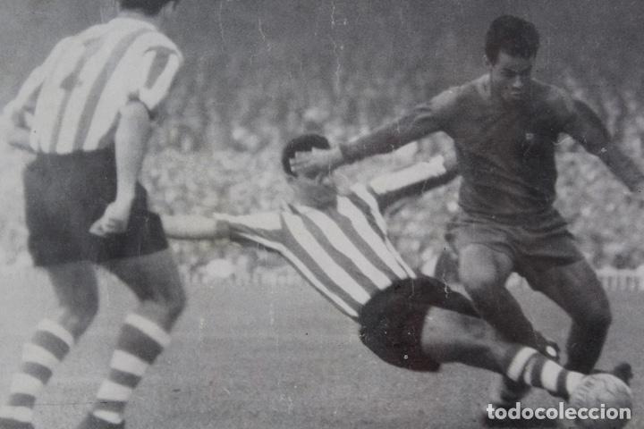 Coleccionismo deportivo: C-759 .C.F.BARCELONA. CARTEL 8ª JORNADA DE LIGA 1 NOVIEMBRE DE 1964 .BARCELONA - ESPAÑOL. - Foto 6 - 137624374