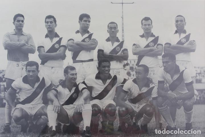 Coleccionismo deportivo: C-762 C.F.BARCELONA. CARTEL HOMENAJE A JOSE PLANAS ARTES. 8 DE JUNIO DE 1966. - Foto 3 - 137635322