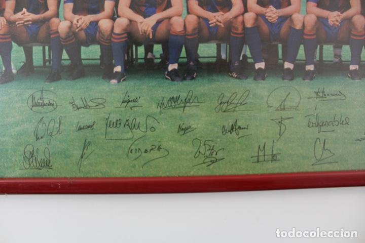 Coleccionismo deportivo: C-773 F.C.B. TEMPORADA 86-87 - Foto 2 - 139066470