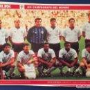 Coleccionismo deportivo: MUNDIAL ITALIA 1990. POSTERS DE LAS 24 SELECCIONES Y 12 ESTADIOS. Lote 140585974