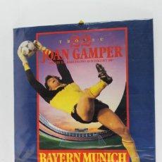 Coleccionismo deportivo: LA-13 C.F.B 22 TROFEU JOAN GAMPER BAYERN MUNICH AJAX CF.PORTO F.C.BARCELONA.AÑO 1987.. Lote 140709826