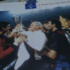 Coleccionismo deportivo: LÁMINA FC BARCELONA FUTBOL. Lote 143937682