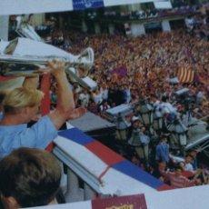 Coleccionismo deportivo: LÁMINA FC BARCELONA FUTBOL. Lote 143937730
