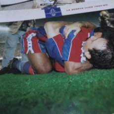 Coleccionismo deportivo: LÁMINA FC BARCELONA FUTBOL. Lote 143937782