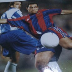 Coleccionismo deportivo: LÁMINA FC BARCELONA FUTBOL. Lote 143937882