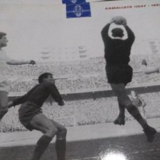 Coleccionismo deportivo: LÁMINA FC BARCELONA FUTBOL. Lote 143937930