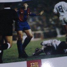 Coleccionismo deportivo: LÁMINA FC BARCELONA FUTBOL. Lote 143937958
