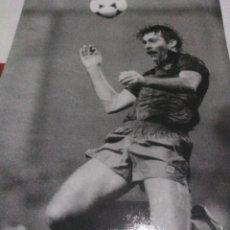 Coleccionismo deportivo: LÁMINA FC BARCELONA FUTBOL. Lote 143938010