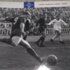 Coleccionismo deportivo: LÁMINA FC BARCELONA FUTBOL. Lote 143938158
