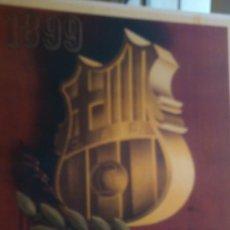 Coleccionismo deportivo: POSTER 50 ANIVERSARIO F.C.B. Lote 143987238
