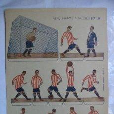 Coleccionismo deportivo: REAL SPORTING GIJONES Nº 18.EDITORIAL HERNANDO 32,5X23. Lote 146511170