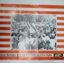 Coleccionismo deportivo: POSTER CLUB DEPORTIVO LOGROÑES. TEMPORADA 1984-85. JUGADORES. TDKR35. Lote 150953270