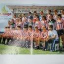 Coleccionismo deportivo: POSTER CLUB DEPORTIVO LOGROÑES. TEMPORADA 1986-87. TDKR35. Lote 150953898
