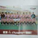 Coleccionismo deportivo: POSTER CLUB DEPORTIVO LOGROÑES. TEMPORADA 1985-86. TDKR35. Lote 150953958