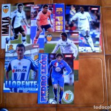Coleccionismo deportivo: CARTELES DE LA REVISTA JUGON VARIOS EQUIPOS VER FOTOS EXTRAS. Lote 152869682