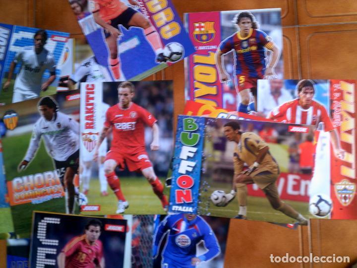 Coleccionismo deportivo: CARTELES DE LA REVISTA JUGON VARIOS EQUIPOS VER FOTOS EXTRAS - Foto 3 - 152869682