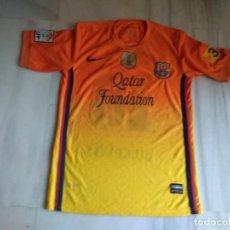 Coleccionismo deportivo: CAMISETA Y PANTALON MESSI BARCELONA TALLA 16. Lote 153863622