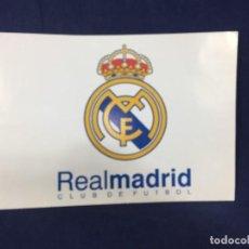 Coleccionismo deportivo: CARTEL GRAN MOSAICO REAL MADRID BAYERN MUNICH PARA SOCIO TIEMPO ISO BUEN ESTADO. Lote 156763270