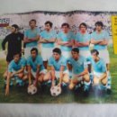 Coleccionismo deportivo: POSTER CENTRAL DE LA REVISTA AS COLOR. REAL CLUB CELTA DE VIGO. 1973-74. FUTBOL. Nº 123. Lote 158616326