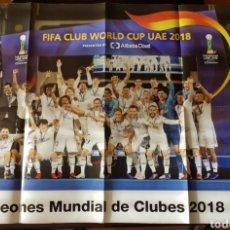 Coleccionismo deportivo: LOTE REAL MADRID. Lote 165542918