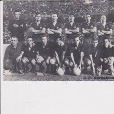 Coleccionismo deportivo: BARÇA: LÁMINA DEL EQUIPO CAMPEÓN DE COPA DE 1968, EN LA MÍTICA FINAL DE LAS BOTELLAS. Lote 166831730