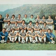 Coleccionismo deportivo: POSTER - JUVENTUS CAMPIONATO 1976 / 77 - UEFA - DINO ZOFF - HURRÀ. Lote 167093812