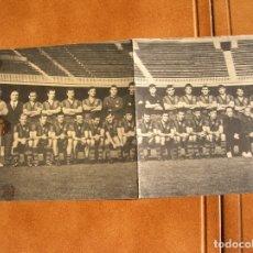 Coleccionismo deportivo: POSTER DEL BARÇA AÑOS 1972,73 DEL DISCO DE GUILLERMINA MOTA MIDE . Lote 167233652