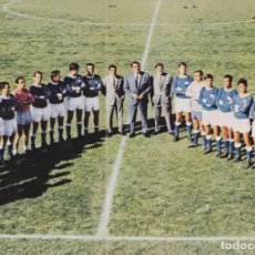 Coleccionismo deportivo: U.E.LLEIDA: GRAN LÁMINA DE LA TEMPORADA 66-67. Lote 199525886