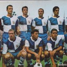 Coleccionismo deportivo: CD.SABADELL: GRAN LÁMINA DE LA TEMPORADA 66-67. Lote 168119504