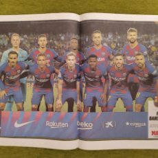 Coleccionismo deportivo: POSTERIORMENTE DEL FC BARCELONA TEMPORADA 2019/2020 DIARIO MARCA. BARÇA. Lote 177080660