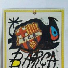 Coleccionismo deportivo: LAMINES HISTORIQUES: NOCES DE PLATI 1974 F.C. BARCELONA. Lote 184057133