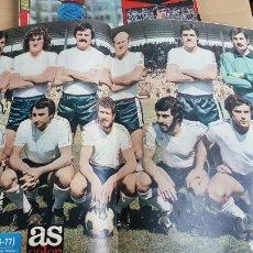 Coleccionismo deportivo: BURGOS CLUB DE FUTBOL 76-77. Lote 185983462