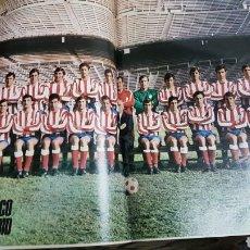 Coleccionismo deportivo: POSTER ATLETICO DE MADRID 1971. Lote 185984602