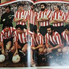 Coleccionismo deportivo: ATHLETIC DE BILBAO 78-79. Lote 185984825